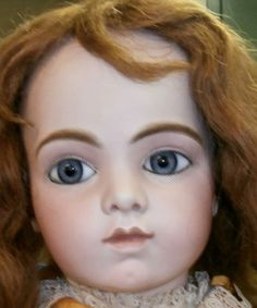 """Lifesized Antique French Bisque Bebe 33"""" Bru Jne 14 on Chunky Compo Body Perfect   Dolls & Bears, Dolls, Antique (Pre-1930)   eBay!"""