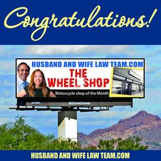Watch for The Wheel Shop on our Billboards throughout the Valley tomorrow, Tuesday, November 21st for being our Shop of the Month!