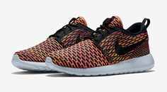 Nike Gives the People Another 'Multicolor' Flyknit Sneaker