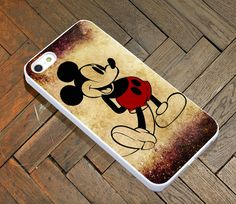 Classic Mickey Mouse for iPhone 4/4S/5/5S/5C Case by kakuaticase, $105.44