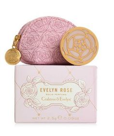Crabtree and Evelyn Evelyn Rose http://www.onestilettoatatime.com/2013/04/evelyn-rose-launch.html