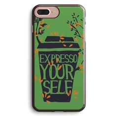 Express Yourself Apple iPhone 7 Plus Case Cover ISVC735
