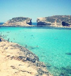 This place is beautiful, between Malta and Gozo- blue lagoon Been there myself and I can attest it is stunning.