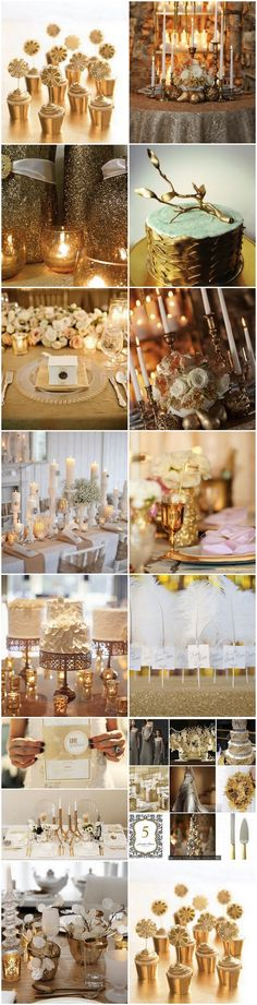 mariage d'hiver or