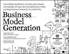 "Business Insider's ""27 Books Every Entrepreneur Should Read""  Business Model Generation: A Handbook for Visionaries, Game Changers, and Challengers by [Osterwalder, Alexander, Pigneur, Yves]"
