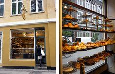 Best bakery in Copenhagen