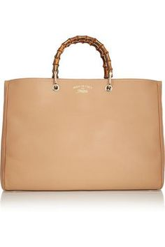 Sand textured-leather (Calf) Magnetic-fastening tabs at open top Designer color: Camelia Comes with dust bag This style is made with natural bamboo and as such may have small indentations Gucci Shirts, Gucci Bamboo, Shopper Bag, Tote Bag, Classy And Fabulous, Luggage Bags, Leather Handbags, Stylish, Arm