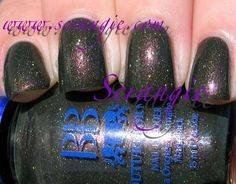 """BB Couture in Eve (Fall 2010 """"Infamous Lovers"""" collection, $10.95)."""