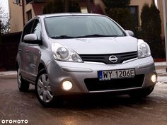 Nissan Note Salon PL , 1 wł, **Przebieg 65 tysięcy** Serwis ASO , NOWE AUTO !! - 2
