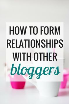 How to Form Relation