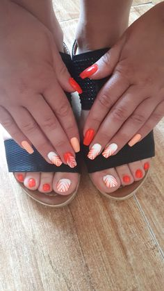 Nice Nail Art Ideas That You Will Love Nice Nail Art Ideas That You Will Love very cool except i would use yellow instead of pink but thats just me. 48 toe nail designs tо keep uр with trends 21 Pedicure Nail Art, Pedicure Designs, Toe Nail Designs, Toe Nail Art, Gel Nails, Love Nails, Pretty Nails, Pretty Toes, Plaid Nails