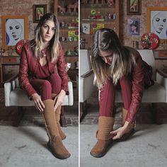 d73c8c036 45 melhores imagens de Botas Andreia Nunes em 2017 | Coleção outono ...