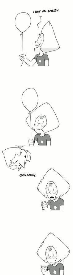 Peridot's Balloon