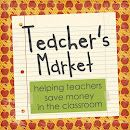 Teacher's Market: A teacher's best resource.  This has helped me get more free things for my classroom.  Words can not describe how much Teacher's Market has done for  my career.
