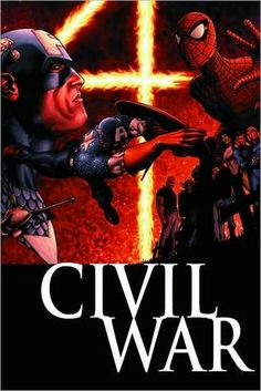 Civil War (Marvel Civil War) The most depressing thing i have ever read.........