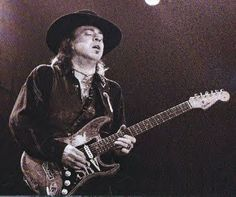 """""""Stevie Ray's guitar does not gently weep. It hollars and moans!"""" - unknown (from a magazine article I read years ago)"""