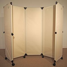 610 Ft Tall Portable Room Divider Partition on Wheels custom