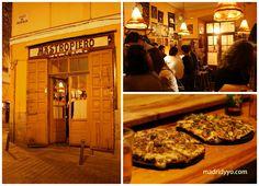 Mastropiero, pizzeria argentina para noches frías y lluviosas... Espiritu Santo 34, Madrid ~ http://madridyyo.com/2012/04/20/mastropiero/