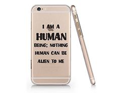 """""""Nothing Human Can Be Alien To Me"""" Text Quote Slim Iphone..."""