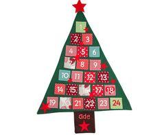 Christmas calendar with your name!