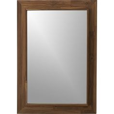 Anibal Wall Mirror in Mirrors | Crate and Barrel