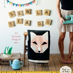 MothersMeccaSew La Tea Do Sewing Book | MothersMecca