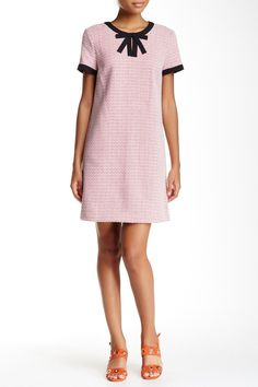 Brandy Basket Tweed Shift Dress  by CeCe by Cynthia Steffe on @nordstrom_rack