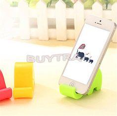 BESTIM INCUK Elephant shaped bedside phone Mounts cell phone holder…