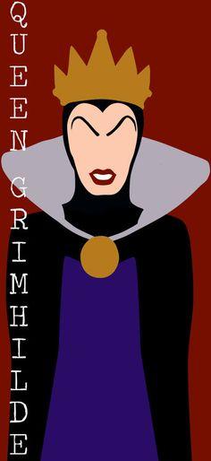 Queen+Grimhilde+(Snow+White+and+the+Seven+Dwarfs)+by+NMartin95.deviantart.com+on+@deviantART