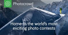 Photocrowd: Home to the world's most exciting photo contests. Be seen, be connected, be inspired.