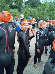 Triathlon Swim Strategies