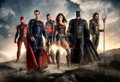 Galaxy Fantasy: Nuevo tráiler de la Comic Con de 'La Liga de la Justicia'