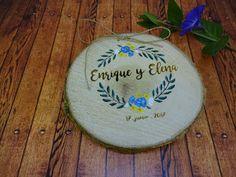 porta alianzas madera Gla de Roure
