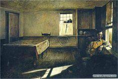 Andrew Wyeth Paintings Art Gallery