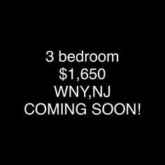 coming soon! #unioncity #renovated #njrealestate #njrealtor #rentsnj #instagramnyc #waterway #nofee #newyork #nycrealtor #nycnightlife #nyceats #nyclife #nj  #cheapapartments  #apartment #rent #rental #hoboken #hobokennj #cheap #njrents #washingtonheights #wahi #harlem #njrents #blvdeast #northbergen