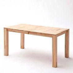 Ausziehbarer Tisch Aus Kernbuche Massivholz Geölt  Holztisch,massivholztisch,küchentisch,esszimmertisch,holztisch Massiv
