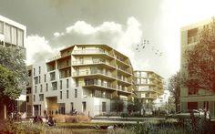 MFR ARCHITECTES/ Housing/ Athis Mons - Fr | Flickr - Photo Sharing!