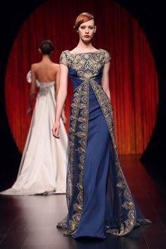 Georges Hobeika - I would feel like a princess with this dress !