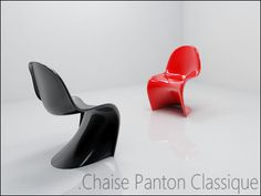Chaise panton classique