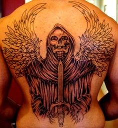 grim reaper tattoo (27)