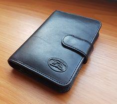 Tony Perotti - kožený karisblok(diár) veľkosti: - s čistou nelinkovanou Mini S, Card Case, Continental Wallet, Cards, Maps, Playing Cards