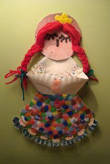 κυρα σαρακοστη Carnival Crafts, Kite, Easter, Christmas Ornaments, Create, Holiday Decor, Children, How To Make, Blog