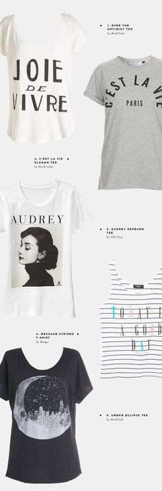 Easy Ways to Style Graphic T-Shirts for Every Body Shape | Verily Magazine | Less of Who You Should Be, More of Who You Are
