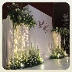 Wedding Stage Backdrop, Wedding Stage Design, Wedding Ceremony Decorations, Indoor Wedding Arches, Flower Wall Wedding, Marriage Decoration, Wedding Background, Location, Party