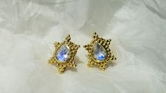 High quality, hand crafted jewelry from over 30 unique artists & small design studios, top bridal jewelry lines, and custom work. Moonstone Earrings, Handcrafted Jewelry, Bridal Jewelry, Jewelry Crafts, Jewelry Making, Product Launch, Brooch, Jewels, Unique