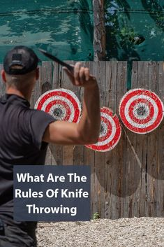 Our Top 5 Best Throwing Knives in 2019 (and Where You Can Get Them!) - Activities for teens Archery Arrows, Archery Hunting, Archery Targets, Family Activities With Toddlers, Preschool Family, Outdoor Play Areas, Outdoor Games, Survival Skills, Survival Stuff