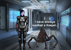"""""""Post Effects"""" confession for Mass Effect N7 day"""