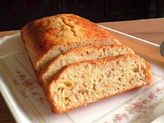 LIGHT EGGLESS BANANA CAKE - INGREDIENTS: 3 cps cake flour; 5 tps baking pwdr; 1 tspn bicarbonate of soda; 375 ml milk; 2 cps mashed bananas; 125 g melted butter; 1/2 cp brown sugar; 1 tspn vanilla essence; --DIRECTIONS Preheat oven @160 C. Sift flour, baking powder and soda. Combine banana, milk and butter together. Add dry ingredients gradually into wet ingredient, mix well. Pour into greased pan and bake for 20-30 minutes or until a skewer inserted comes out clean. Cool on pan for 10…