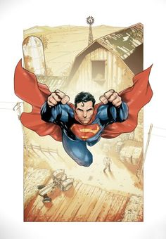 Superman by Danny Rhodes