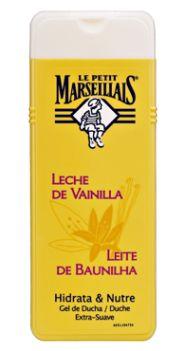 LE PETIT MARSEILIAIS Gel de ducha Leche de Vainilla 400ml, al mejor precio, entra en la web todastuscompras.com / código invitación 225